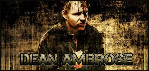WWE : UNDERTAKER / AKSANA / DEAN AMBROSE