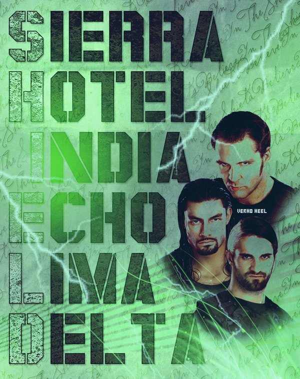 WWE : THE SHIELD