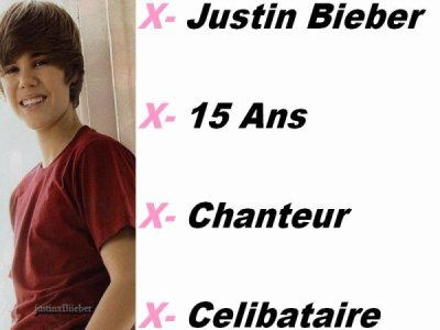 Petite presentation de Justin