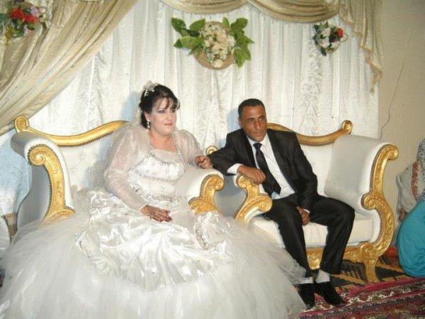 mon mariage le 23 aout 2012