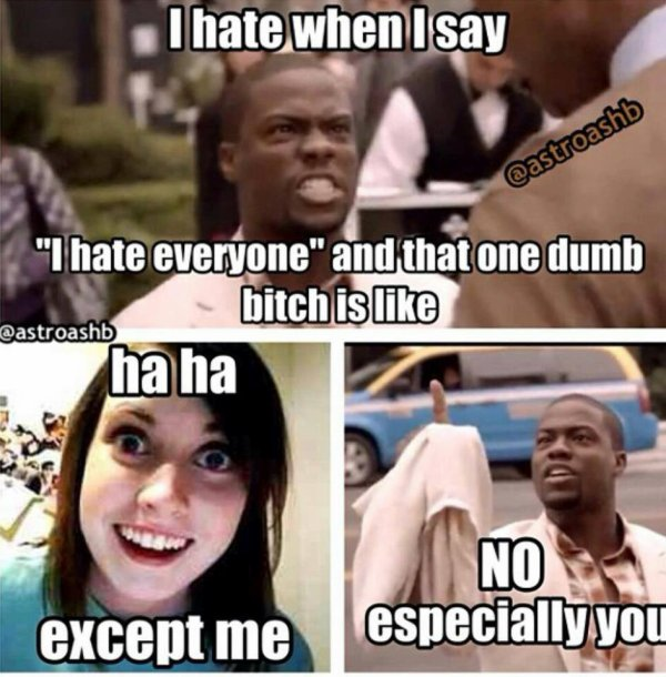 Omg .. I HATE This !!