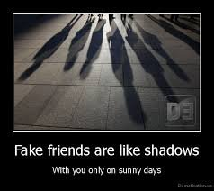 True .. Goshh I Hate Fake People !!