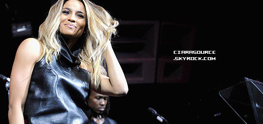 EVENTS:  Ciara at 9th Annual paper Nighife Awards