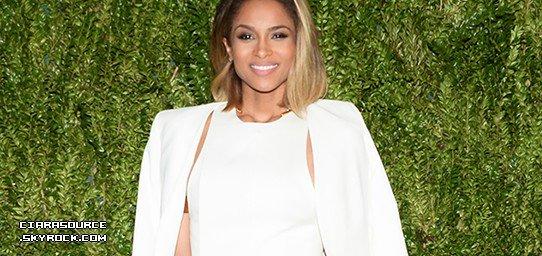 EVENTS: Ciara assisté au Vogue Fashion funds finalists célébration