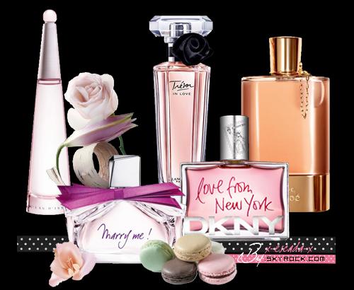 . Comme un parfum de Saint Valentin ♥ .