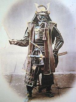 Véritable Samuraï
