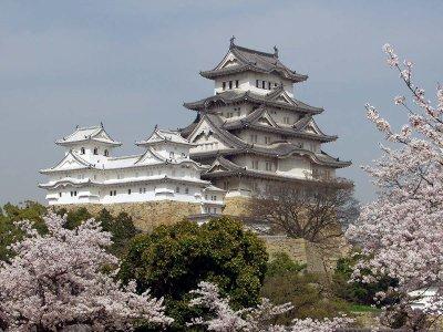 Château d'Himeji ou Shirasagi-jō