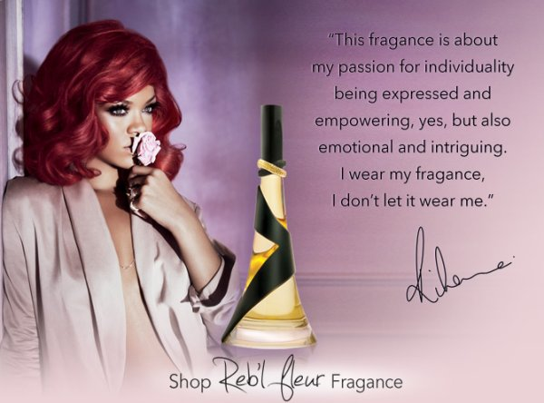 Reb'l fleur , new fragance  ♥