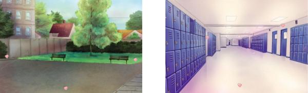 Lycée Sweet Amoris