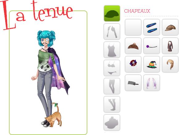 L'appart - Pendrie - Changer de tenue