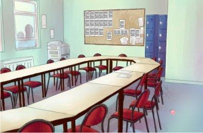 Salle des délégués