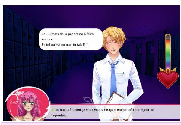 jeux en ligne amour
