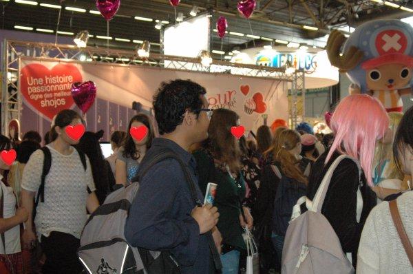 Japan Expo 13e Impact (suite)