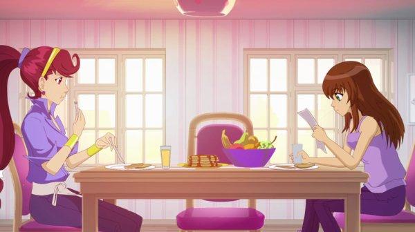 Après le manga... Une série animée, rien que ça !