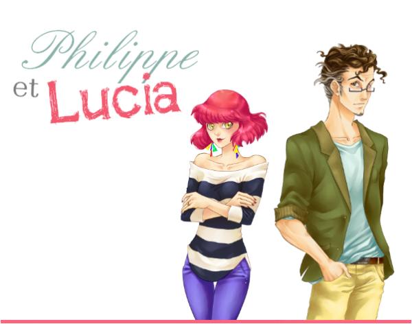 Philippe et Lucia