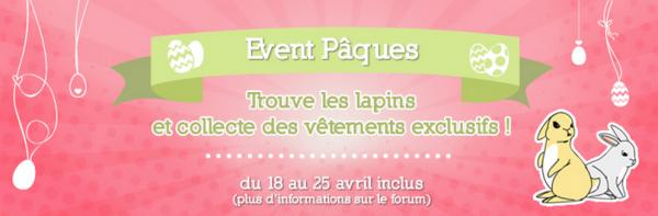 Event Pâques 2014