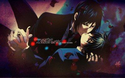 Fanfic yaoi black butler : 1er chapitre