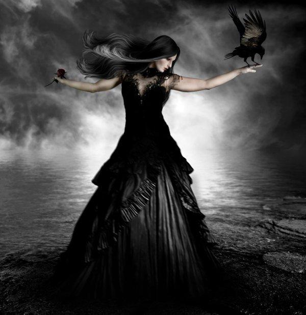 Pandore, une amante cachée dans l'Obscurité...