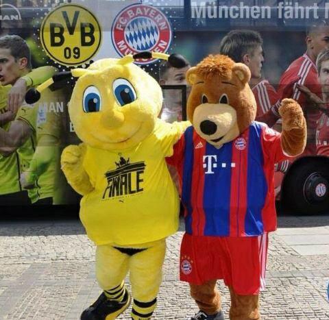 2-1!!pour le Bayern ! J'ai adoré ce match pas vous ??