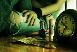 Die Zeit vergeht.