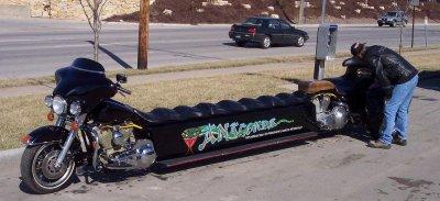 moto limousine
