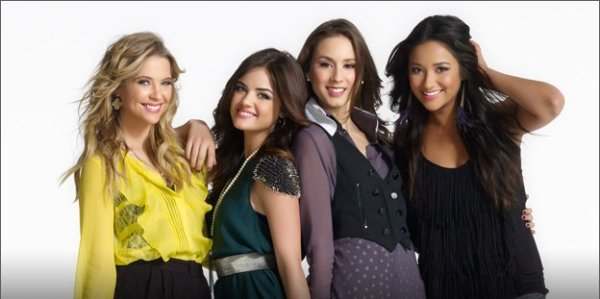 Pretty Little Liars ♥ ♥ ♥