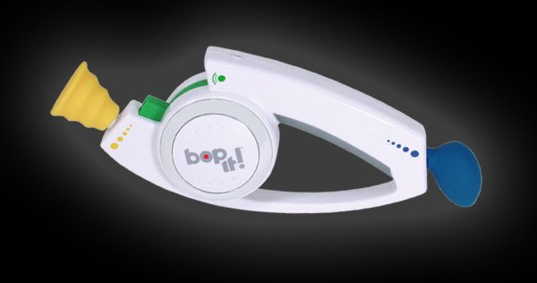 Comment jouer à Bop It ?