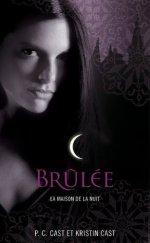 A.V.I.S n°24 La Maison de la Nuit tome 7 : Brûlée de P.C Cast & Kristen Cast
