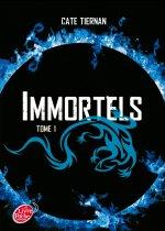 A.V.I.S n°30 Immortels, La Fuite de Cate Tiernan