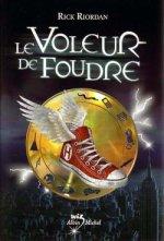A.V.I.S n° 41 Percy Jackson, Le voleur de Foudre de Rick Riordan