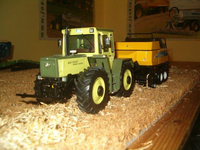 Miniatures agricoles artisanal ou modifier