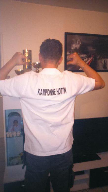 "Jérôme dit ""KAMPIONNE"""