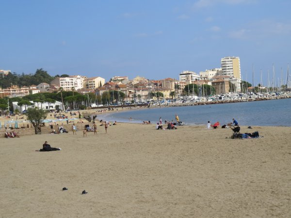 Retour après une semaine de vacances sur la côte d'azur...