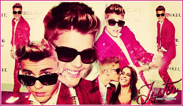 * Bienvenue sur Bieber-JustinDrew, ta source d'actu' sur le canadien Justin Bieber ! Tu pourras suivre et / ou découvrir jour après jour l'actualité de Justin Drew Bieber : candids, apparences, photoshoot, events... *