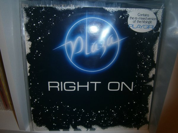 LP PLAZA-Right on