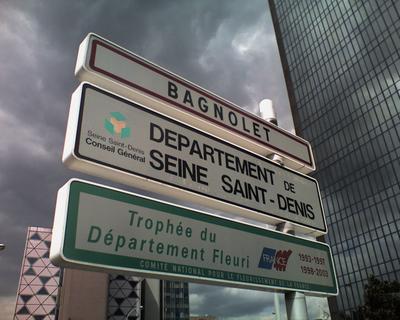 Ville de bagnolet les pire ghetto de la seine saint for Piscine de bagnolet