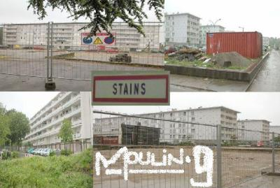 Le moulin neuf les pire ghetto de la seine saint denis 93 for Piscine de stains