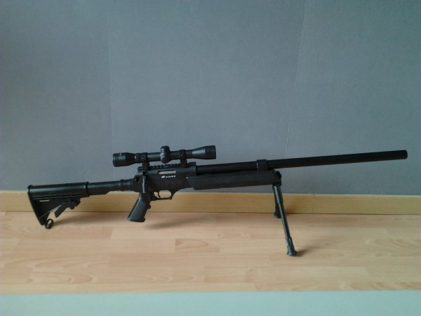 mon sniper airsoft