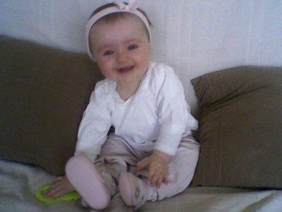 Ma fille Shayna