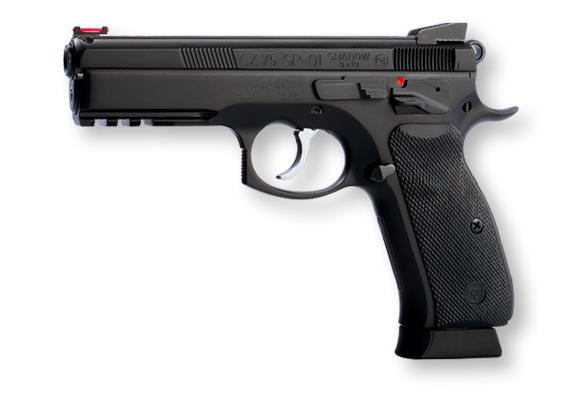 petit 9mm cz75 sp-01 shadow