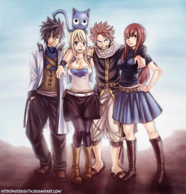 The Best Team of Fairy Tail