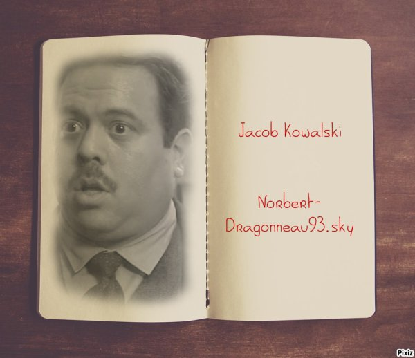 Jacob Kowalski