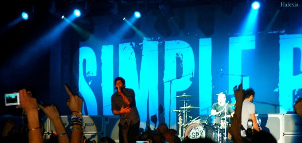 19.11.o8; Simple Plan à Marseille. ♥