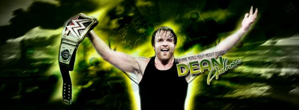 Bienvenue sur mon blog Officiel-Dean-Ambrose