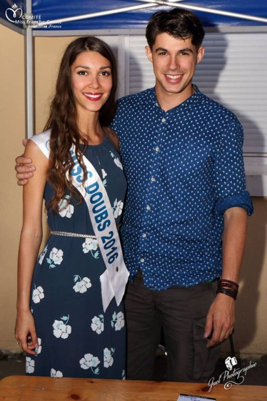 Miss 2016 et Lilian