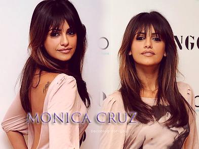 Monica Cruz< Biographie >