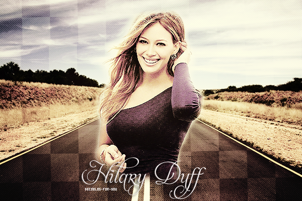 Hilary Duff< Biographie >