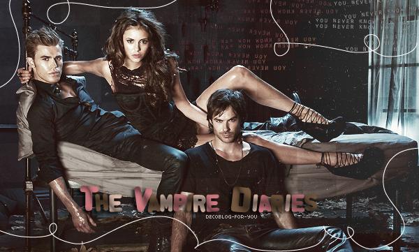 The vampire diaries - Présentation de la série