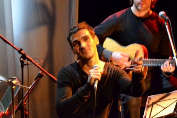Joseph Emmanuel en concert à Liège -Belgique