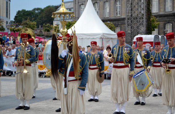 Les Fanfares fêtes de Wallonie à Liège
